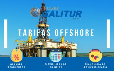 Tarifas Offshore
