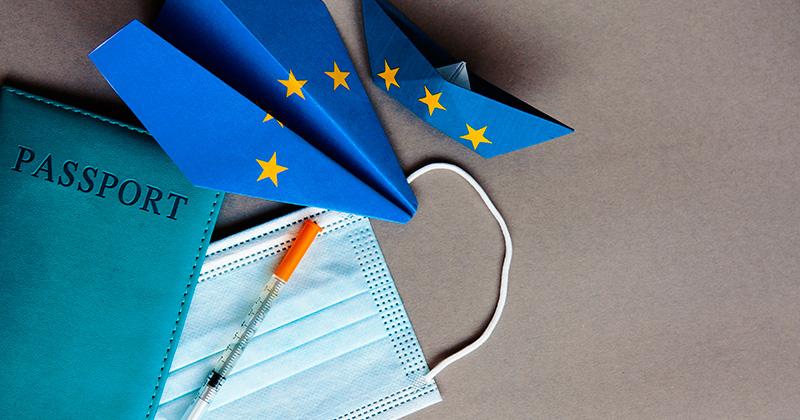 Normativa de viaje en los países de la UE