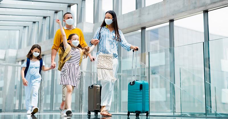 Recomendaciones de viajes al extranjero
