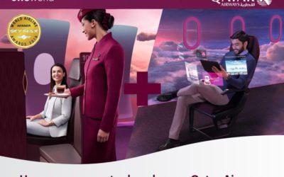 Llega el Cabin Mix de Qatar Airways