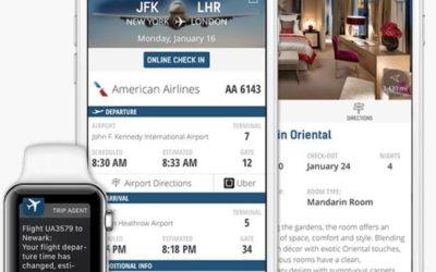 Nuestra app para gestionar los viajes de empresa