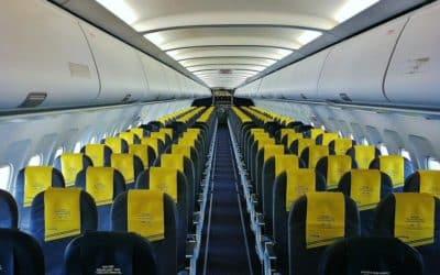 Volando con Vueling, todo lo que tienes que saber