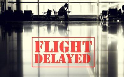 Reclamación por vuelo retrasado