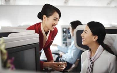 Cathay Pacific diseña su clase Business en sintonía con las técnicas del Feng Shui
